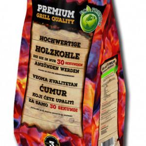Ćumur Premium samožareći 1,5 kg