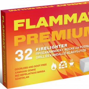 Kocke za potpalu bez mirisa 32/1 FLAMMAT PREMIUM