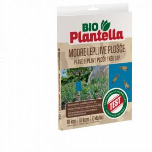 Lepljive plave ploče za insekte 24x17cm Bio Plantella 10/1
