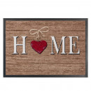Otirač Coco Design Homelike Wood Heart 40x60cm