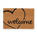 Otirač Coco Design Welcome Heart 40x60cm