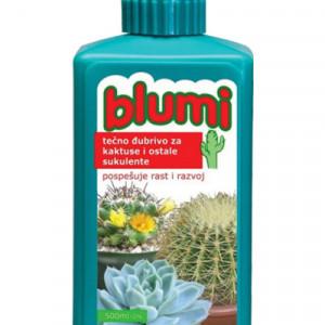 Prihrana za kaktuse Blumi 500ml