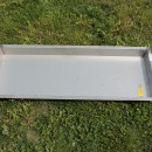 Tepsija za pečenje prasića od Rostfraja 92x37cm