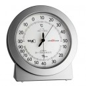 Termometar Higrometar sa polukružnom skalom Precizni