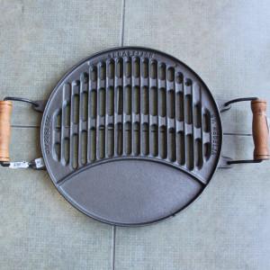 Gusana ploča 40 cm šuplja