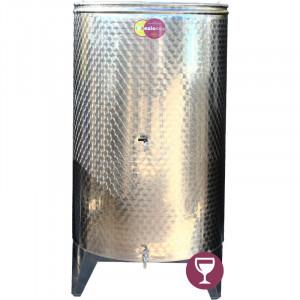 Bure za vino EZIO INOX -1000L