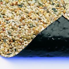 Folija od kamenja za dekoraciju jezera - 40cm širina