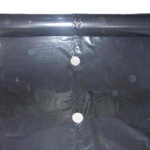 Folija za jagode SIVO CRNA 1mx500m 40mic jednoredna