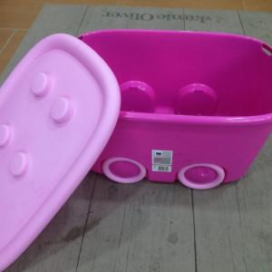Kutija za igračke Funny Box - Pink