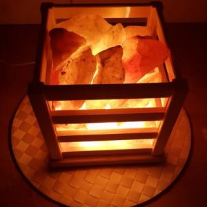 Lampa sa himalajskim grumenjem VATRENA KORPA 5 kg