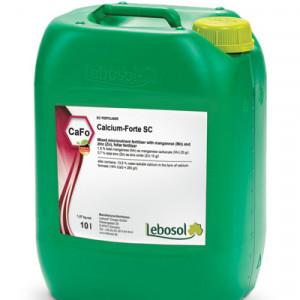 Lebosol Calcium Forte SC 10L - tečno đubrivo sa mikroelementima