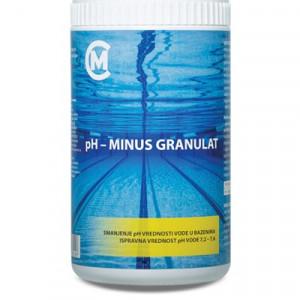 Ph minus granulat za bazene 1.5kg