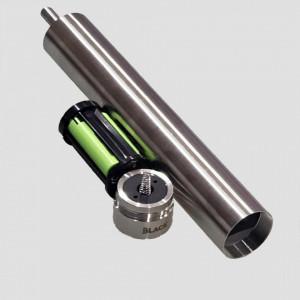 Ražanj inox na baterije u koferu