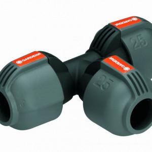 Spojnica za crevo - T račva 25mm Sprinkler Gardena