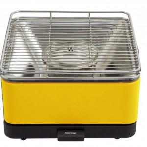 Stoni roštilj na ćumur TEIDE Feuerdesign žuti
