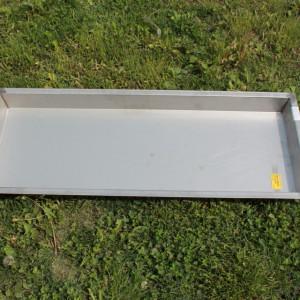 Tepsija za pečenje prasića od Rostfraja 114x40,5cm