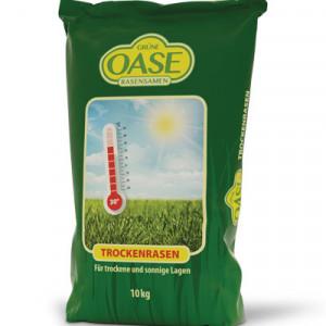 Travna smeša 10kg za sušne terene Trockenrasen GRUNE OASE