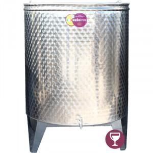 Bure za vino EZIO INOX -680L