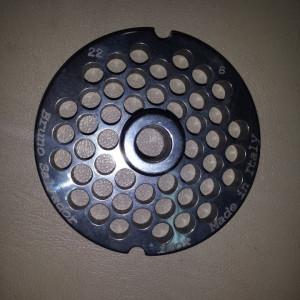 Rešetka INOX za mašinu za mlevenje mesa 12/6 mm