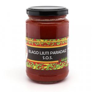 Blago ljuti paradajz S.O.S 314ml FATALNI ZAČINI