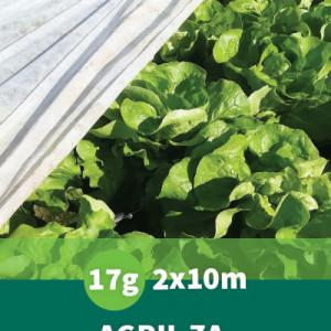 Folija za zaštitu biljaka Agril 17gr 2x10m Dolomite