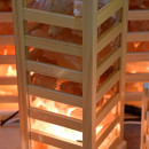Lampa sa himalajskim grumenjem VATRENA KORPA 7-8kg