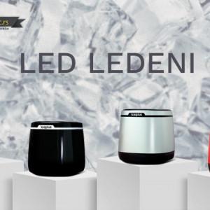 Ledomat Portable silver