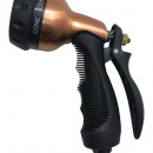 Pištolj mlaznica sa metalnim telom sa 7 funkcija RAIN