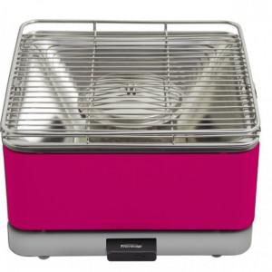 Stoni roštilj na ćumur TEIDE Feuerdesign pink