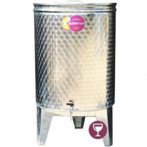 Bure za vino EZIO INOX -100L