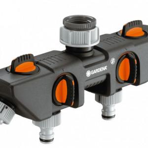 Razvodni ventil četverokanalni 1-3/4 na 4x1/2 Gardena GA 08194-20