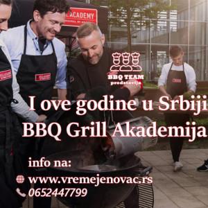 BBQ Grill Akademija, 30.05.2020.