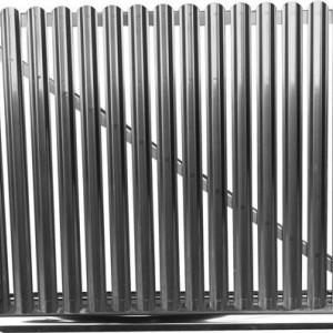Inox roštilj ploča 46x40