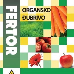 Fertor 25/1 organsko đubrivo za voće, povrće, vinograd