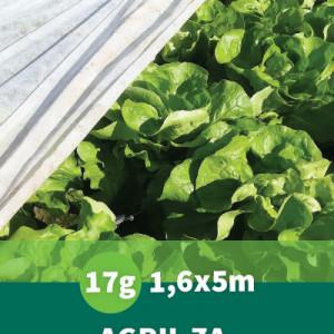 Folija za zaštitu biljaka Agril 17gr 1,6x5m Dolomite