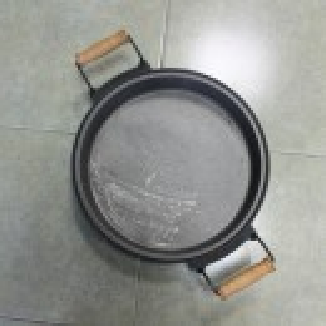 Gusana tepsija sača 33cm sa ručkama