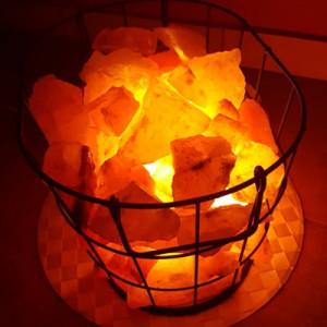 Lampa sa himalajskim grumenjem VATRENA KORPA 15 kg