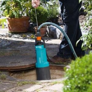 Potapajuća pumpa za vodu 6000/5 Gardena
