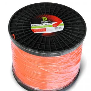 Rezna nit - najlon za trimere - silk 3mm/1000m KOTUR krug Dolomite