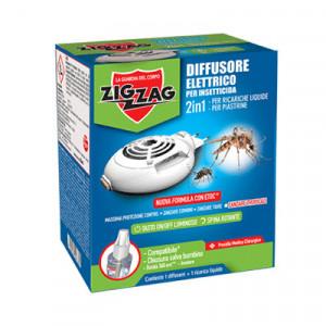 Zig Zag električni aparat protiv komaraca sa tečnošću