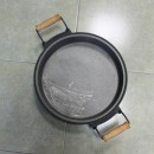 Gusana tepsija za sač 40cm sa ručkama