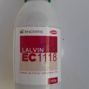 KVASAC LALVIN EC 1118 za penušava vina 100gr