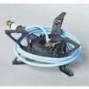 Plinski gorionik komplet - gusani sa crevom, regulatorom i ventilom
