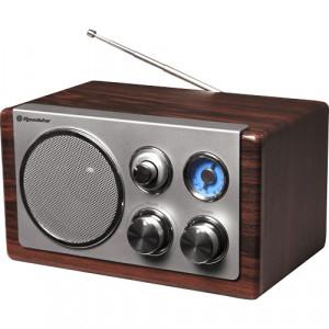 Retro radio sa drvenim kućištem HRA1245 Roadstar