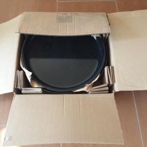Sač Premium 40cm, emajliran iznutra