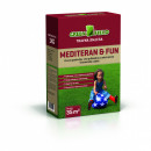 Travna smeša 1kg Mediteran&FUN - GREENFIELD
