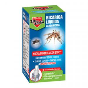 Zig Zag tečnost za električni aparat protiv komaraca