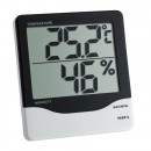Digitalni termometar higrometar sa velikim displejom