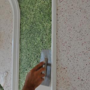 Japanska vuna 800gr - za dekoraciju zidova 7002