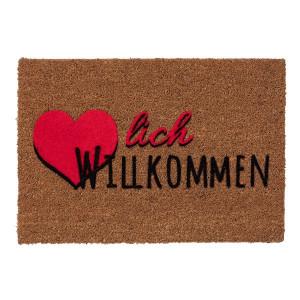 Otirač Coco Design Willcommen 40x60cm